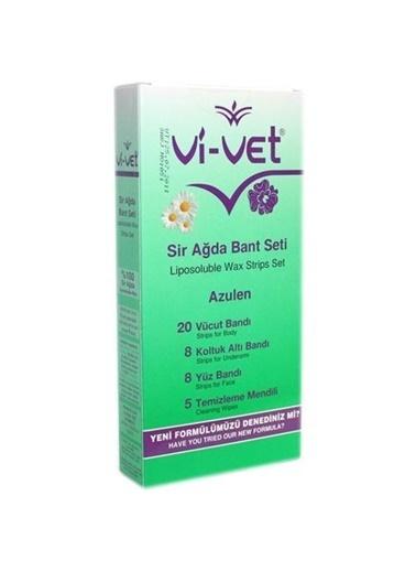 Vivetta Vivet Sir Ağda Bant Vücut Azulen Renksiz